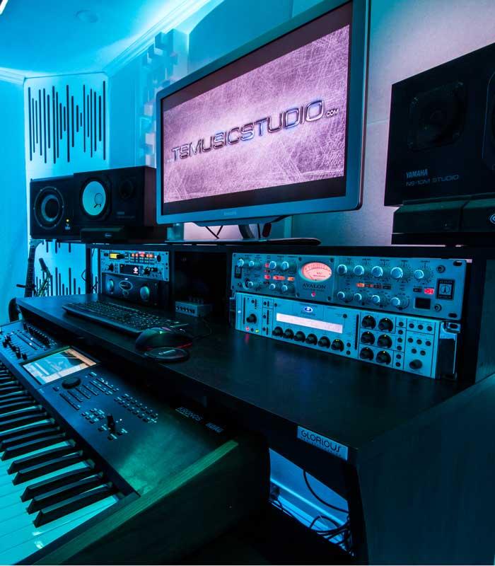 TsMusicStudio gear